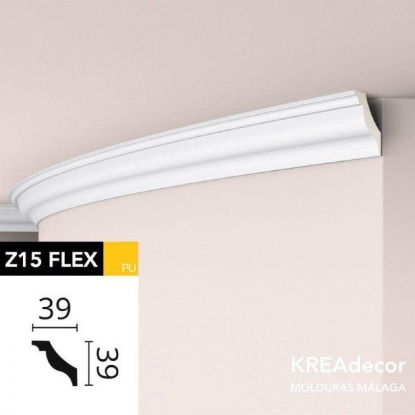 Cornisa flexible NMC ARSTYL Z15 FLEX